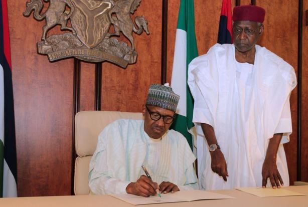 Covid-19 : Mallam Abba Kyari, le Chef de Cabinet de Muhammadu Buhari est mort