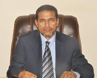Mohamed Nedhirou Ould Hamed, ministre de la Santé mauritanien