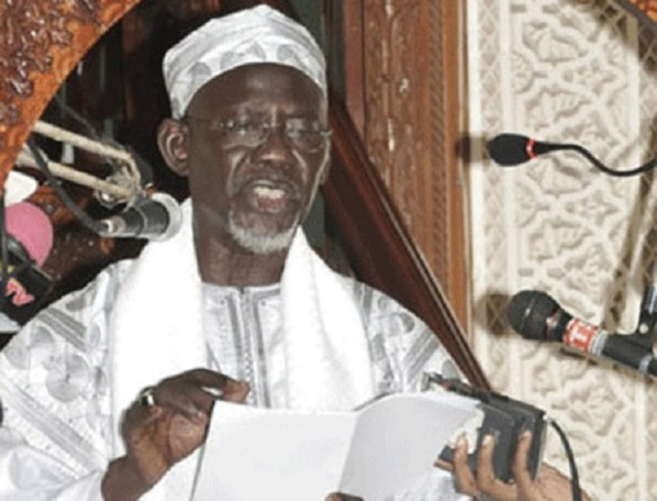 La Grande mosquée de Dakar reste fermée