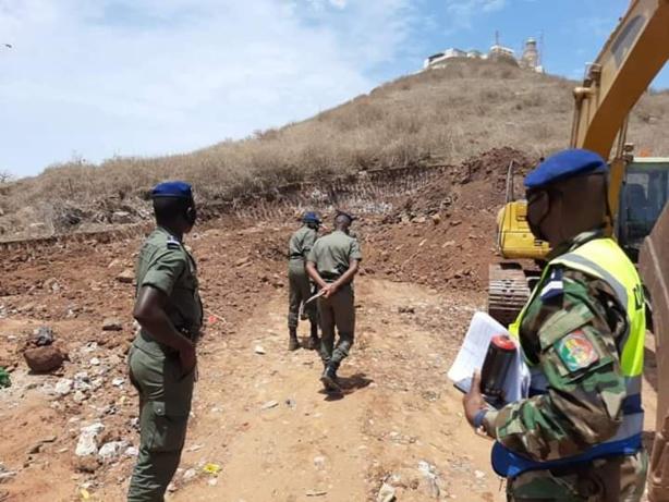 Démolition des constructions au pied de la Mamelle : Le « deux poids, deux mesures » de la DSCOS