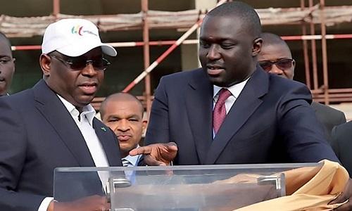 Destruction de Sandaga : Le Président Macky Sall désavoue le ministre Abdou Karim Fofana