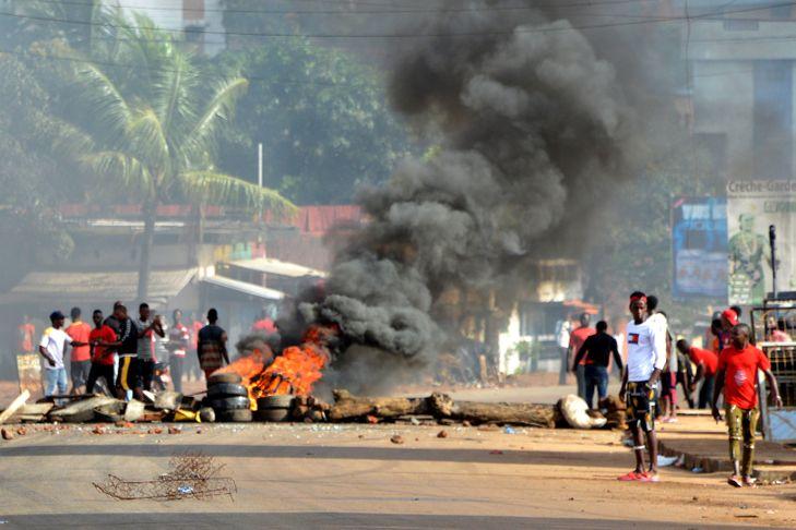 Crise postélectorale en Guinée : Que recommande la société civile sénégalaise ?