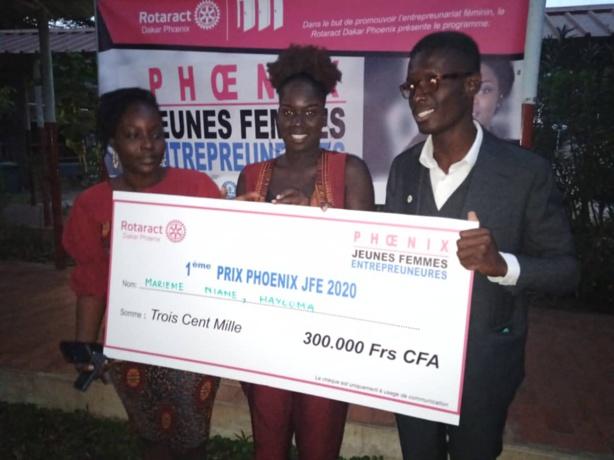 La grande finale de Phoenix Jeunes Entrepreneures