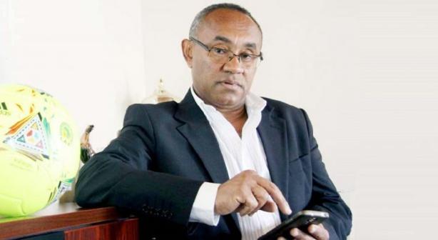 Ahmad Ahmad, le nouveau boss du foot africain