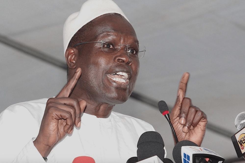 Khalifa Sall durcit le ton : «On ne peut plus gouverner le pays par la peur, la terreur, la force…»
