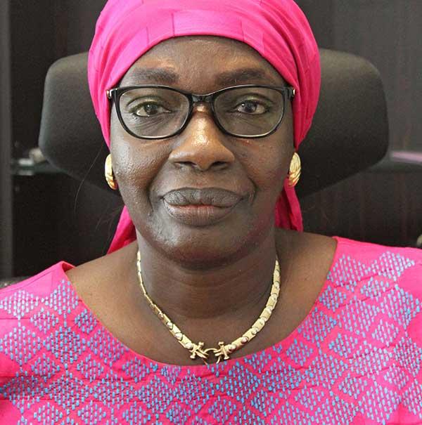 Seynabou Ndiaye Diakhaté en guerre contre la corruption