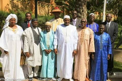 Onze ministres gambiens ont prêté serment
