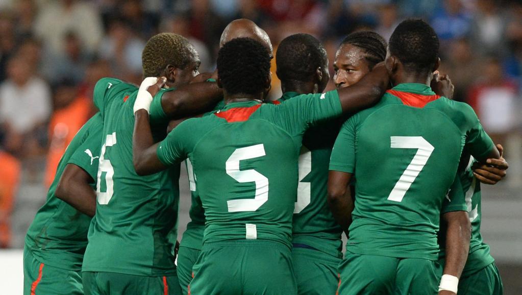 Le Burkina Faso sur le podium
