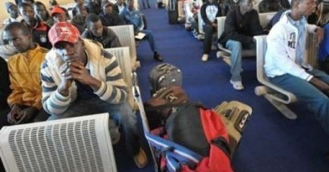 Etats-Unis : les premières vagues d'expulsion de Sénégalais ont commencé