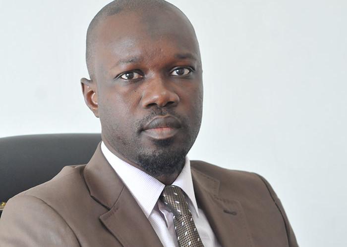 Ousmane  Sonko, leader de Pastef