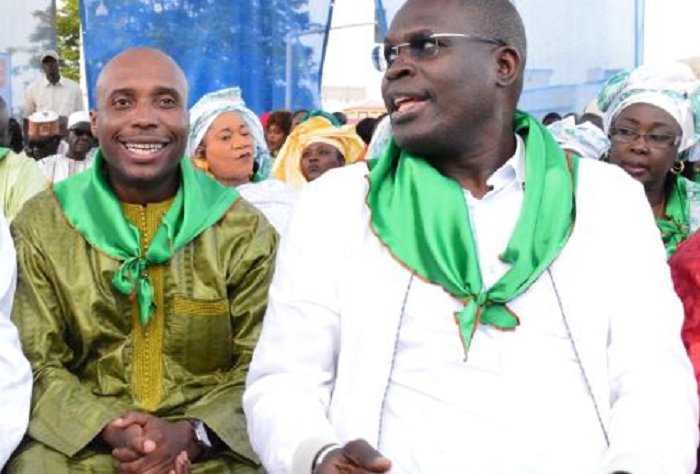 Barthélémy Dias : « On veut rendre Khalifa Sall inéligible »