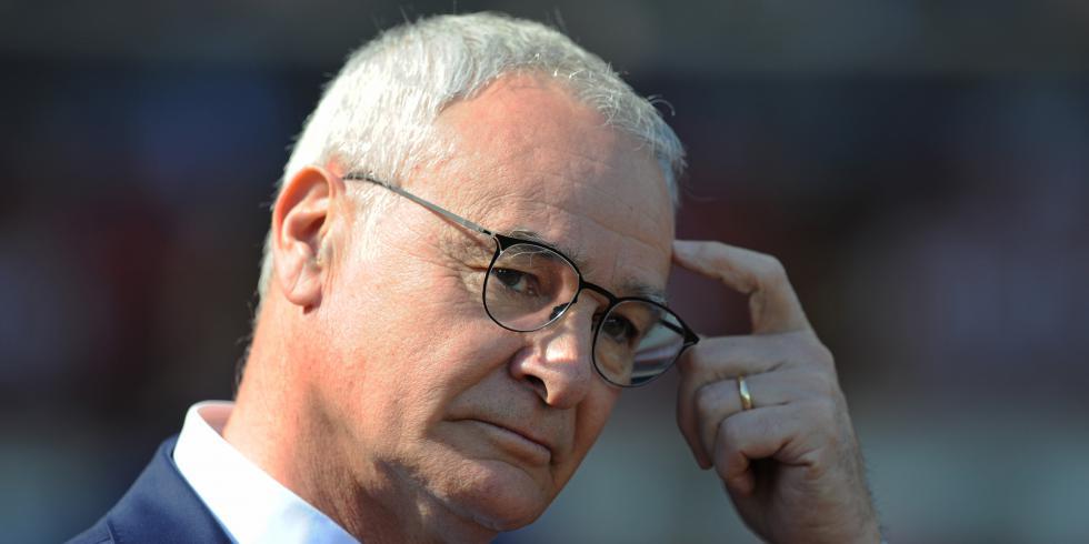 Claudio Ranieri : il aura fait les frais d'une mauvaise saison.