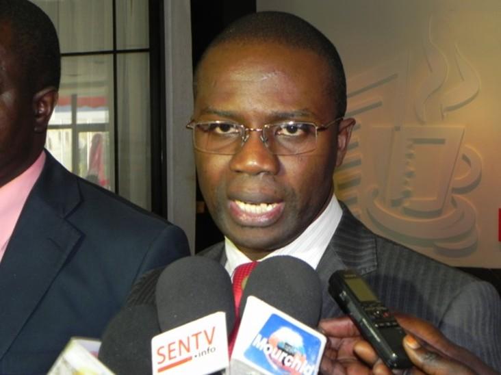 Sorry Kaba, Directeur des Sénégalais de l'Extérieur