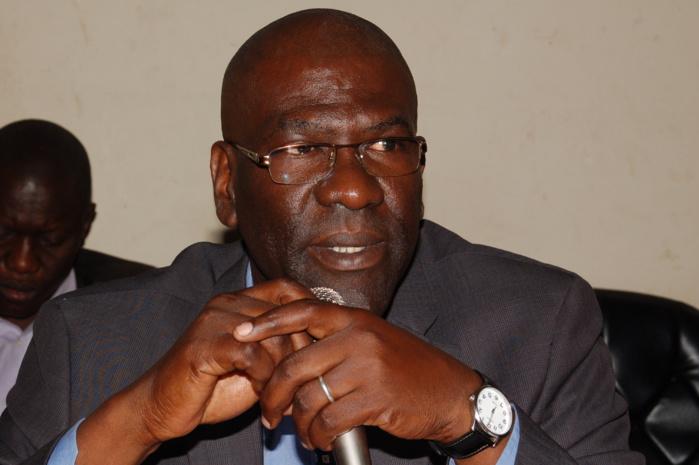 Le maire de Pikine Abdoulaye Thimbo, oncle maternel du président Macky Sall