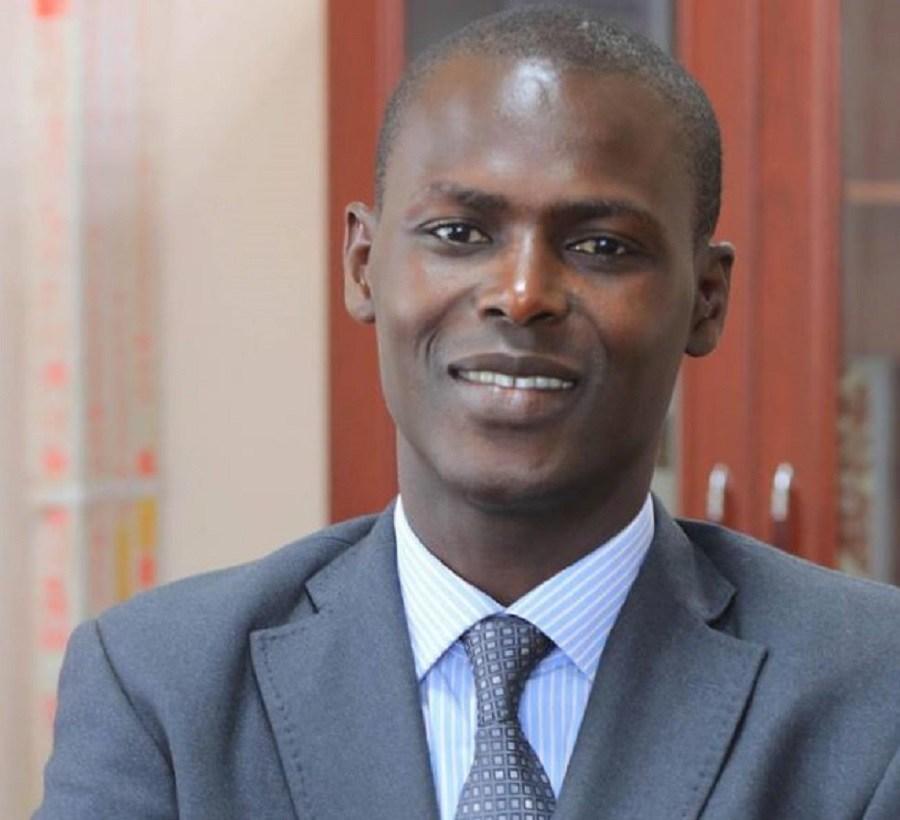 Bara Ndiaye, Directeur général de la Maison de la Presse