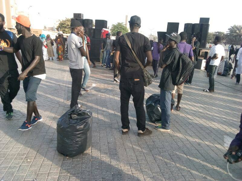 Y en a marre : Après le rassemblement, le comportement citoyen