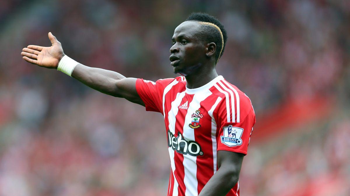 Sadio Mané dans l'équipe type de la Premier League