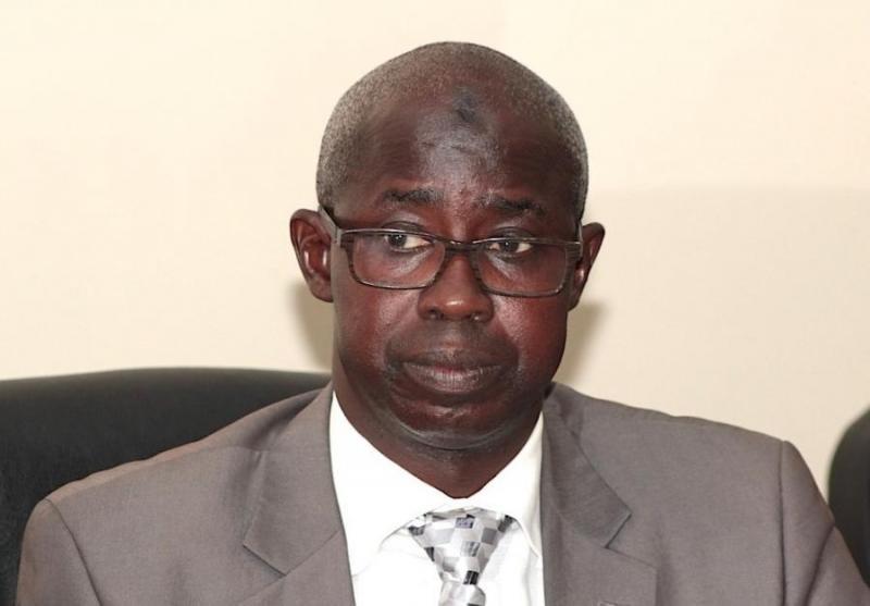 Aliou Niane, magistrat à la Cour des comptes