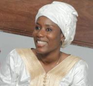 Pr Aminata Niang Diène, directrice de l'institut de la gouvernance territoriale