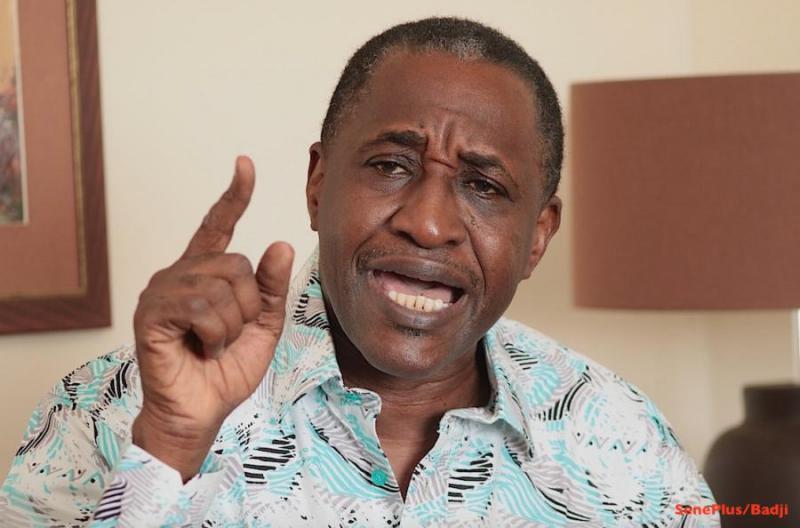 Adama Gaye : «Il faut en finir avec Abdou Diouf»