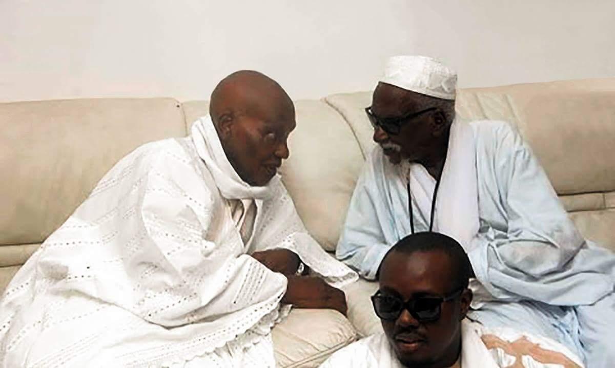 Abdoulaye Wade : «Cheikh Sidy Mokhtar Mbacké était mon khalife, mon marabout et mon ami»