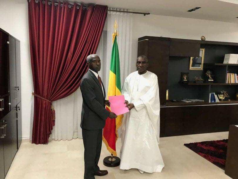 Après les propos outrageants de Trump, Macky convoque l'ambassadeur des USA au Sénégal