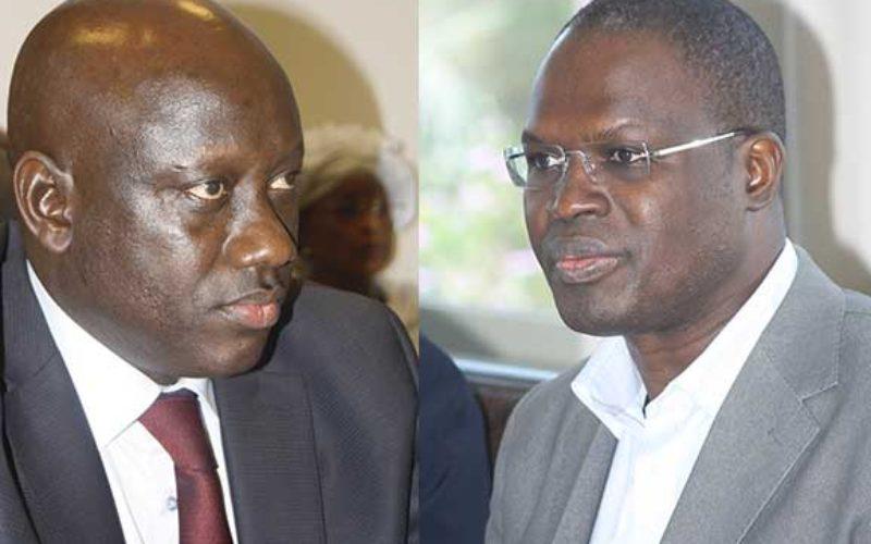 Khalifa Sall apporte la réplique à Serigne Bassirou Guèye sur les 235 millions de facture de téléphone dépensés par la mairie de Dakar