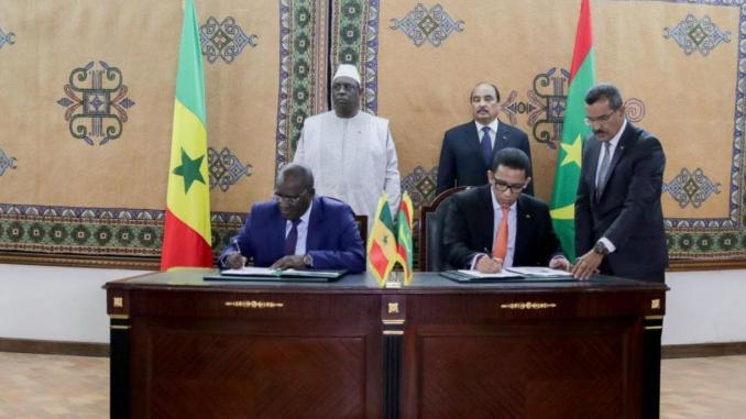 Sénégal-Mauritanie: De l'impérieuse nécessité de la publication des accords de coopération intergouvernementale du champ de gaz transfrontalier