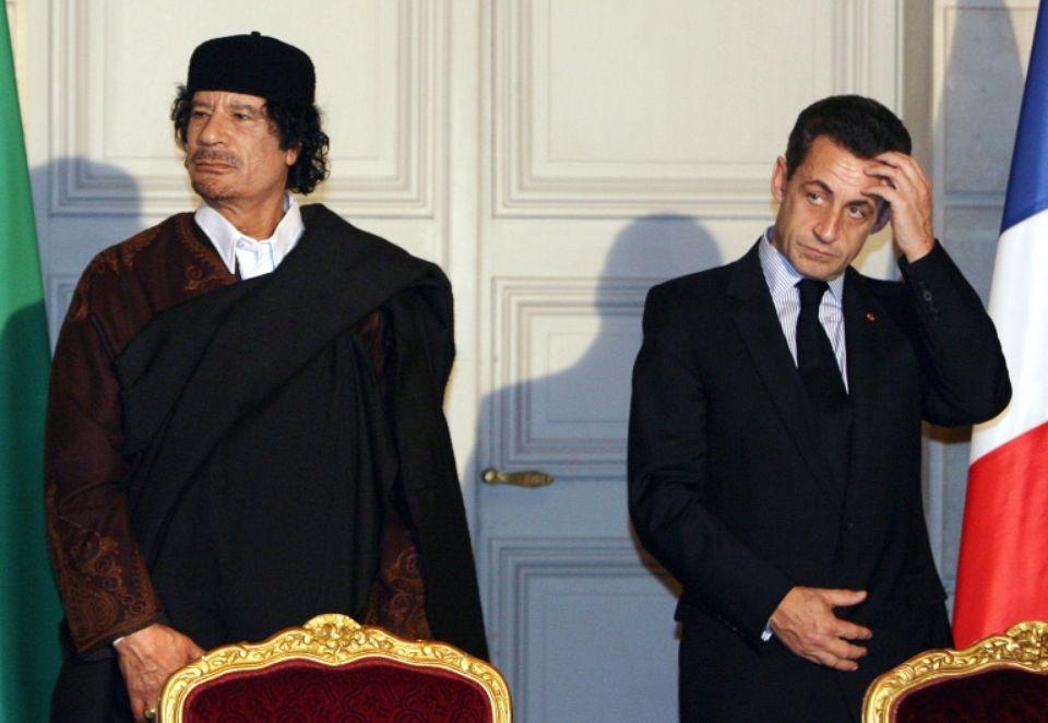 Qu'est-ce que l'affaire libyenne dans laquelle Sarkozy a été placé en garde à vue ?