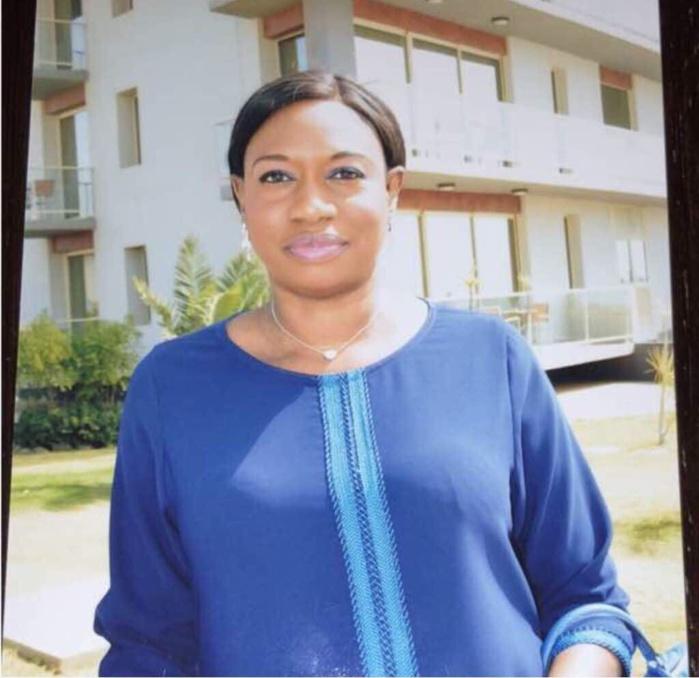 Aïssatou Sow, une femme à la tête de la Chambre des notaires