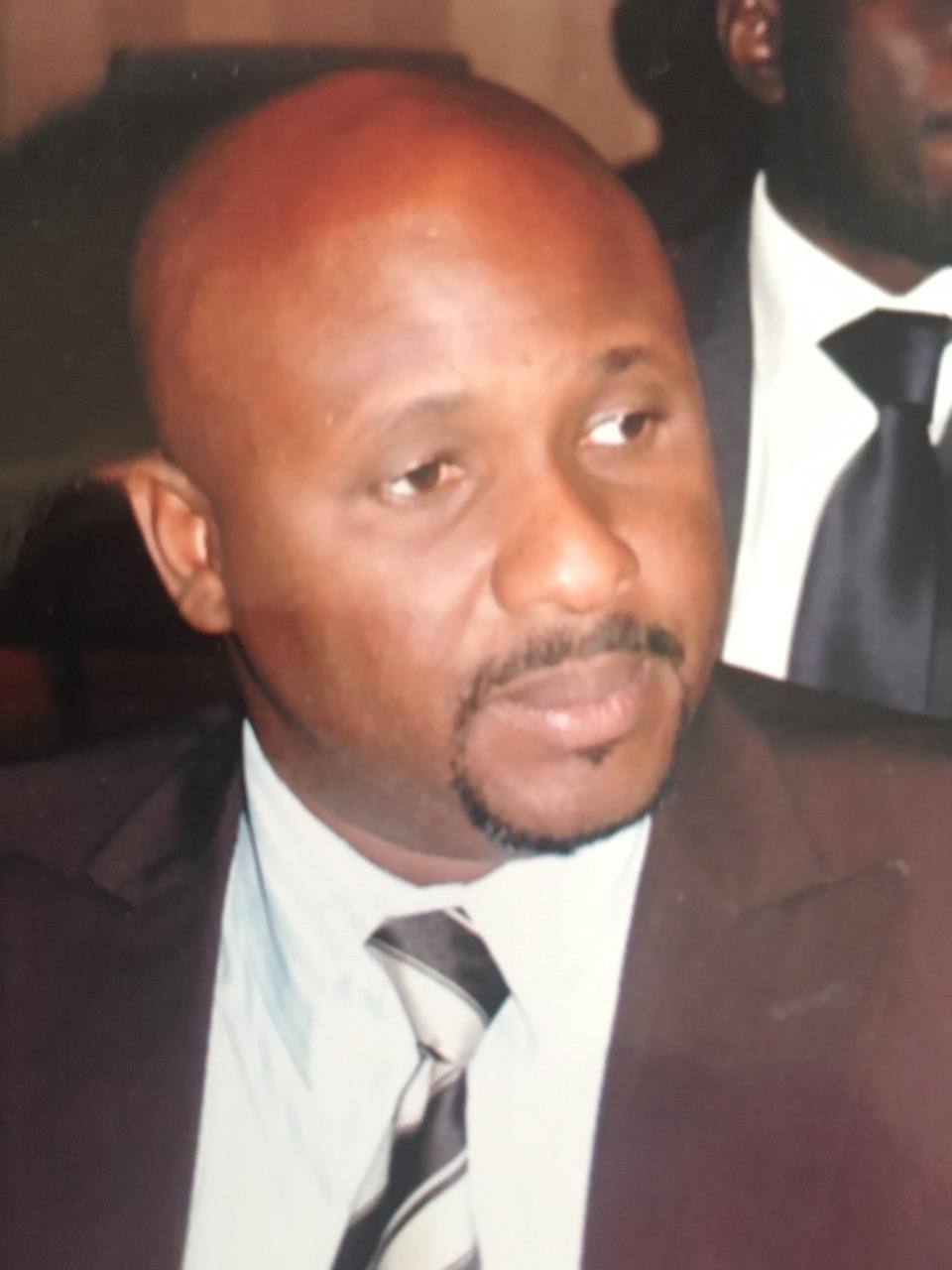 Moussa Diaw Président Comité  d'initiative Mouvement pour  la Préférence  Nationale  En Avant Sénégal