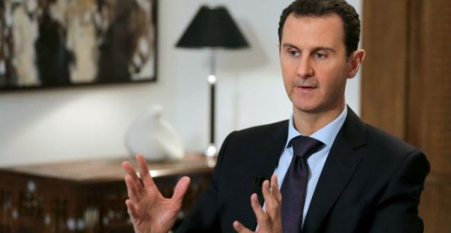 Bachar al-Assad veut chasser les États-Unis hors de Syrie