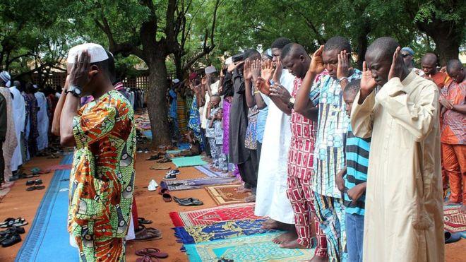 Aïd El Fitr au Mali, Niger, Libéria, en Guinée et en Côte d'Ivoire : mais la communauté ibadou sénégalais prie ce vendredi