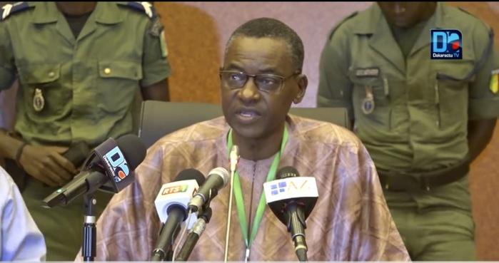 Juge Demba Kandji : «Je ne reconnais pas le dossier de la CEDEAO»