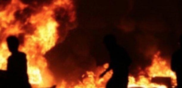 Khadim Ndiaye, le mari brûlé vif par son épouse Aïda Mbacké, a succombé à ses blessures