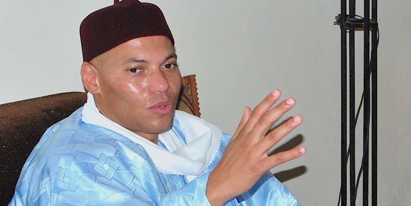 Karim Wade : En route vers le Sénégal