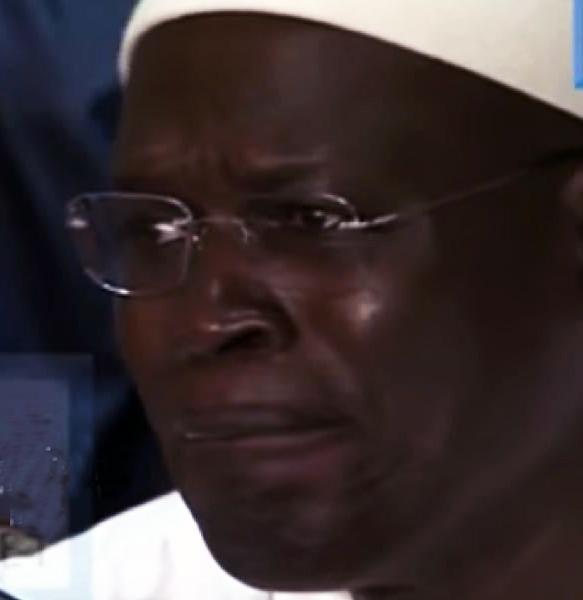 Depuis sa cellule, Khalifa Sall pleure le patron de Walfadrji sur sa page Facebook.