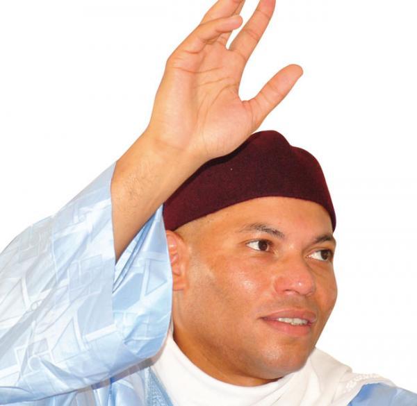 Karim Wade rend hommage à Sidy Lamine