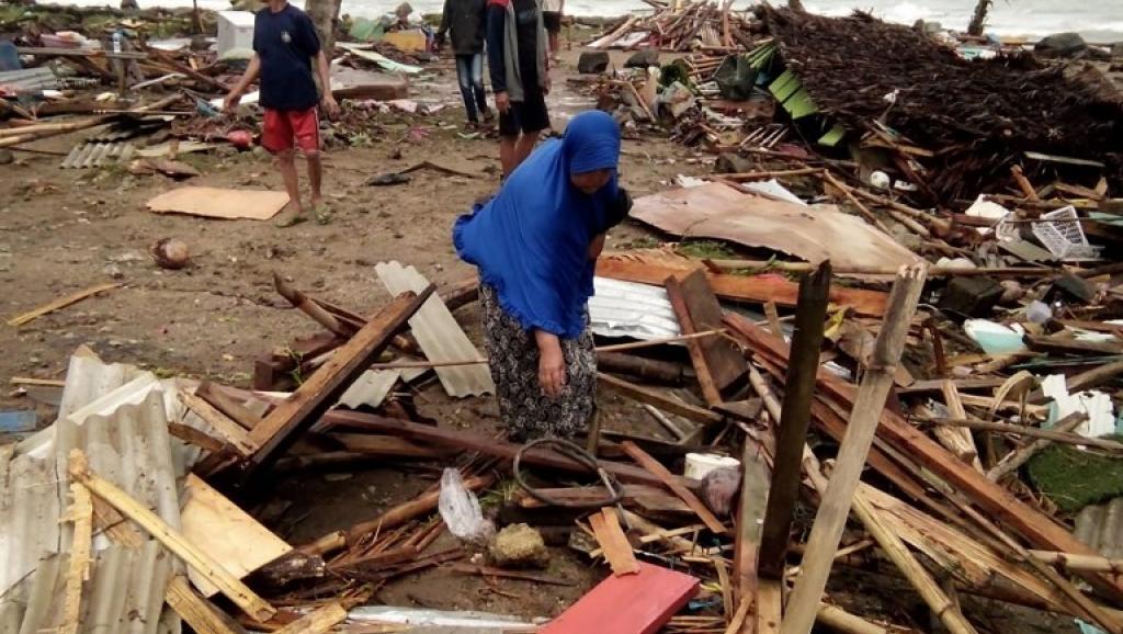 L'Indonésie frappée par un tsunami volcanique très meurtrier