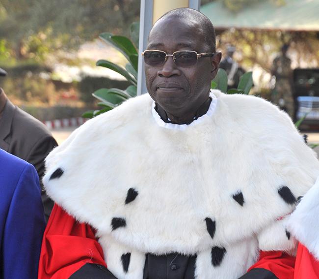 Badio Camara : «Les magistrats résisteront à toute pression et intimidation»
