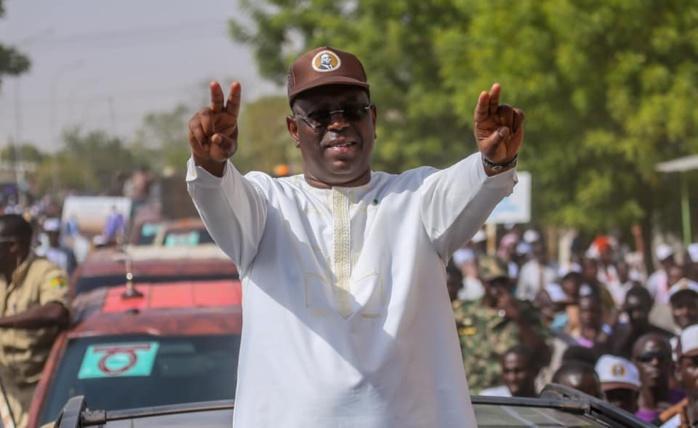 Présidentielle 2019 : Macky passe au premier tour