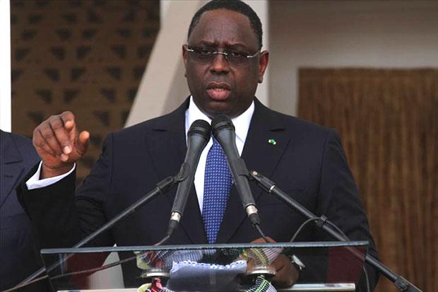Macky promet de mettre fin à l'anarchie de Dakar