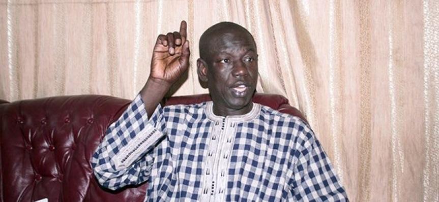 Abdoulaye Wilane : «Les députés sénégalais sont très mal payés»