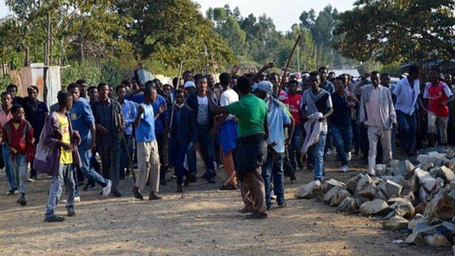 Violences inter-ethniques en Ethiopie 44 morts