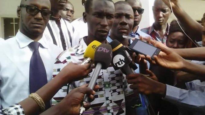Réformes constitutionnelles :  (Cos/M23), One million march, Forces démocratiques du Sénégal, Vision citoyenne et Frapp France dégage vont investir l'Assemblée nationale