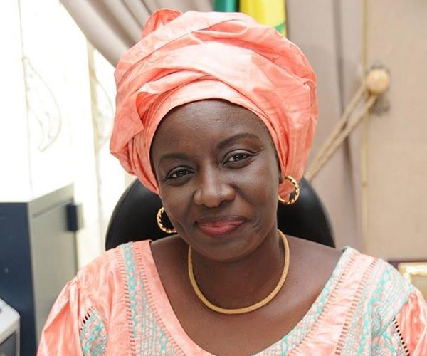 Mimi Touré a refusé d'entrer dans le gouvernement, selon Jeune Afrique