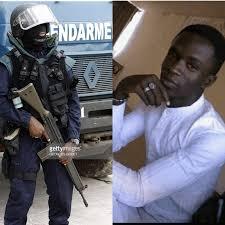 Affaire Fallou Sène : Le gendarme mis en cause placé sous contrôle judiciaire