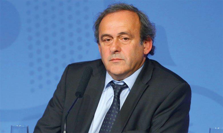 Soupçon de corruption : Michel Platini placé en garde à vue