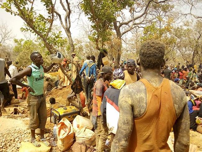 Exploitation illicite d'or à Kédougou : 8 Maliens, 1 conseiller municipal et le responsable des jeunes de Diendji-Bassari arrêtés