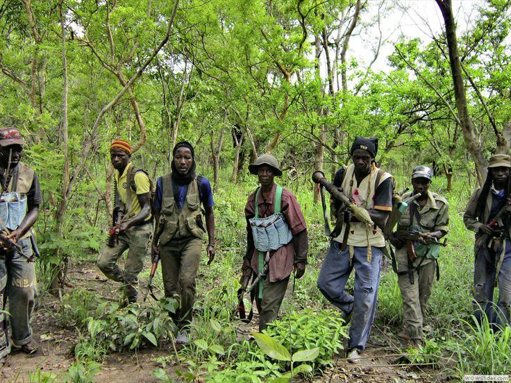 Les membres du MFDC arrêtés dont le très incendiaire Ousmane Diédhiou